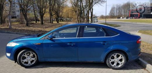 Ford Mondeo 2007 m. 2.0,103 kW, GHIA,DY