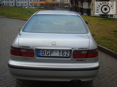Honda Accord, 1998, 1,8l benzinas
