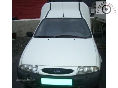 FORD COURIER 1997m. 1.8D 2850LT
