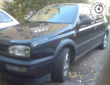 VW Golf GTI, 2l, 85kW